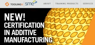 AM News Profile: Tooling U SME Additive Manufacturing Training Courses