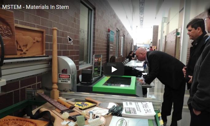 Materials In Stem November Workshop in Virginia