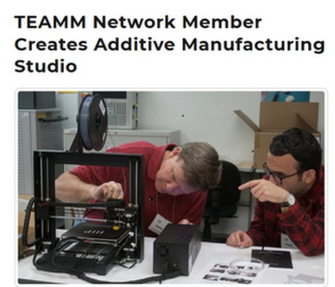 Additive Manufacturing – Workforce Advancement Training Coalition and Hub (AM-WATCH)