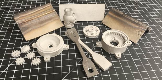 SCC Metal 3D Prints Stainless Steel Parts With Modified $600 Desktop Printers