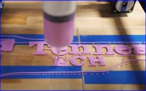 Mobile 3D Printer TTU Ismail Fidan