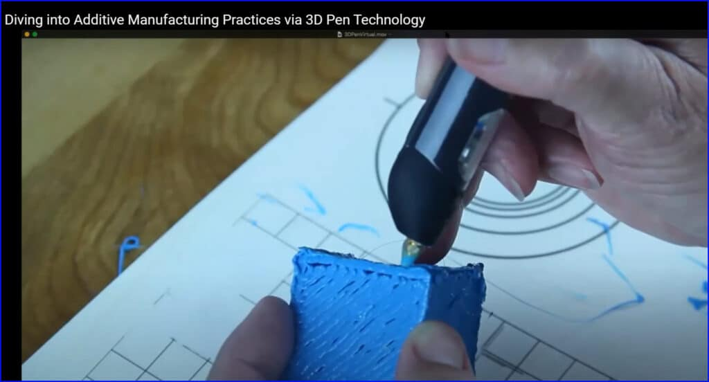 3D-Printing-Doodler-Pen-in-Action-at-Kim-Grady-Workshop-at-TTU