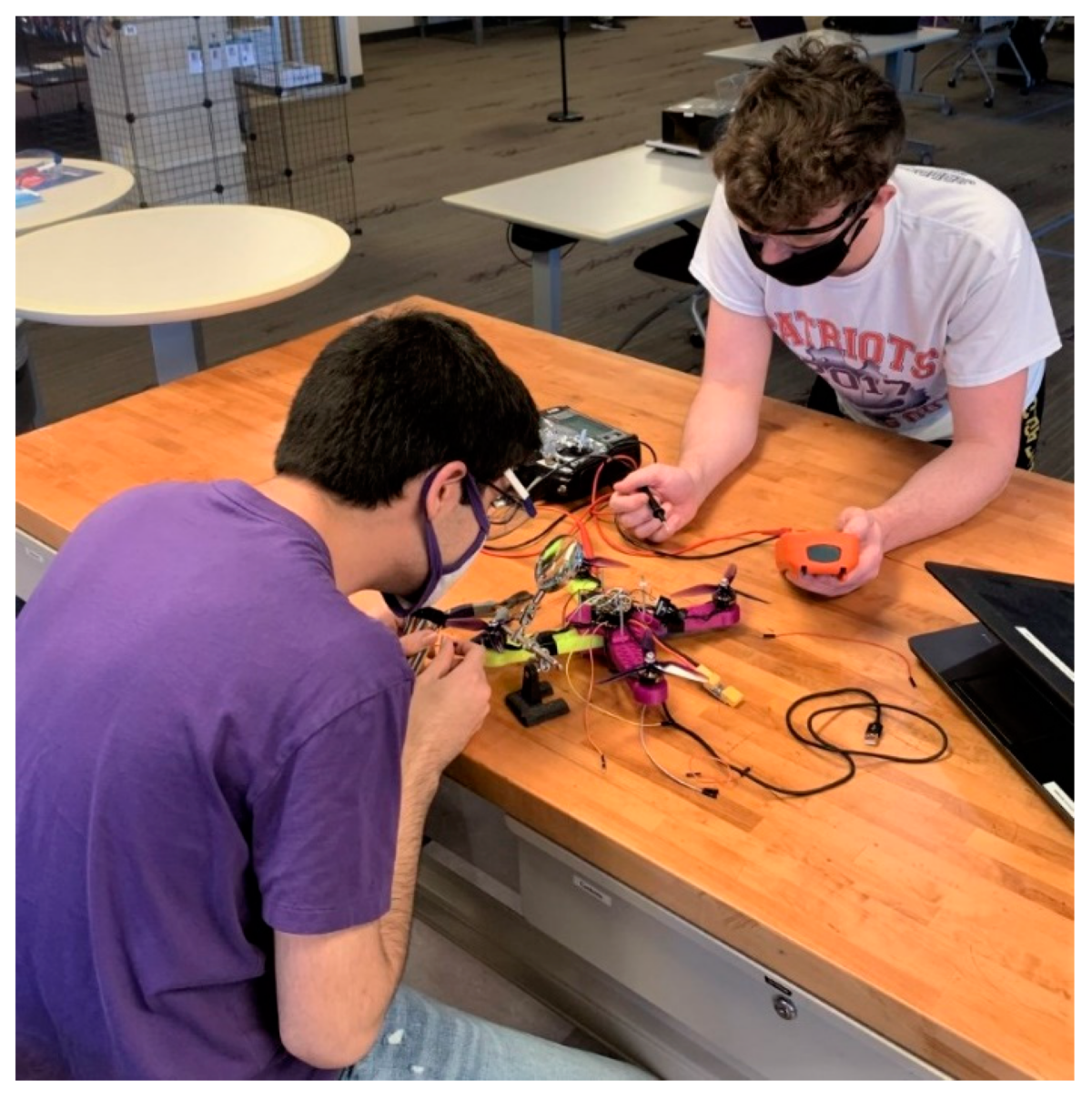 TTU iMakerSpace Shares Best Practices For Makerspaces And Work